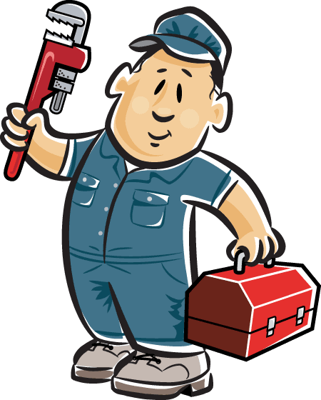 Everyday Plumbers Repairman Bill Image