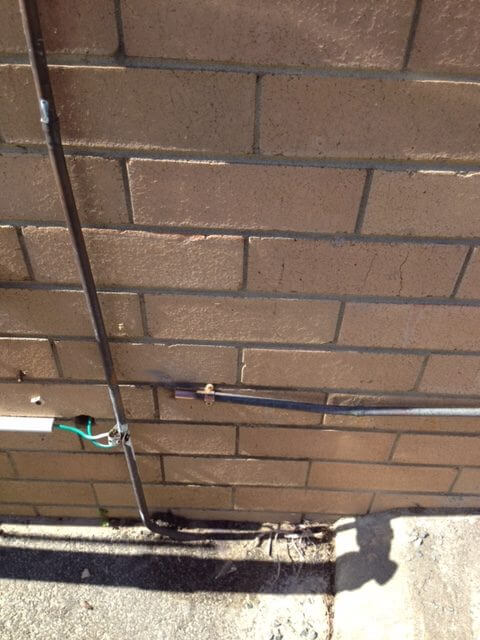 Everyday Plumbers Residential Leak Detection and Repair Copper Piping 0703