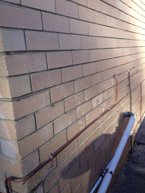Everyday Plumbers Residential Leak Detection and Repair - Copper Piping Replacement 0709
