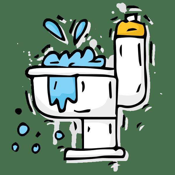 Everyday Plumbers Residential Leaking Toilets Plumber Image