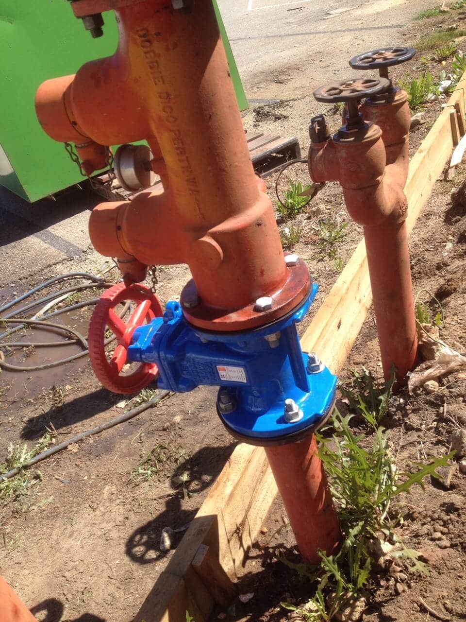 Everyday Plumbers Fire Hydrants Repair and Monitoring Services 2227