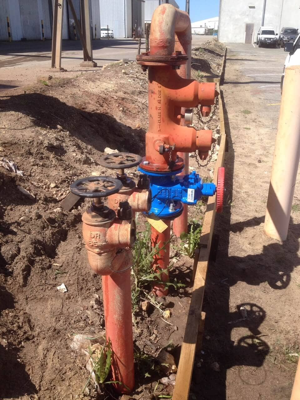 Everyday Plumbers Fire Hydrants Repair and Monitoring Services 2228