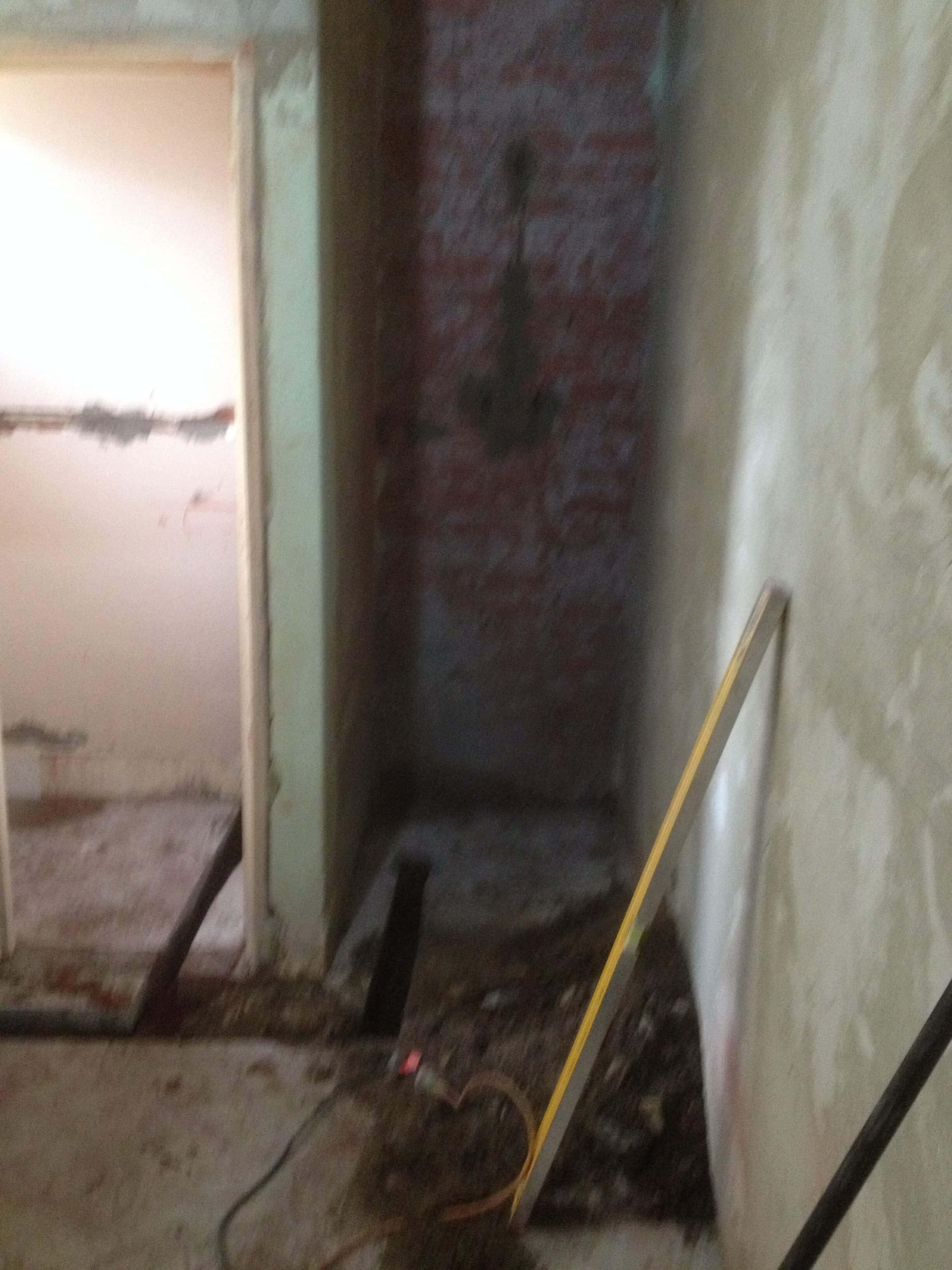 Everyday Plumbers Renovations Works - Construction Work in Progress 2230