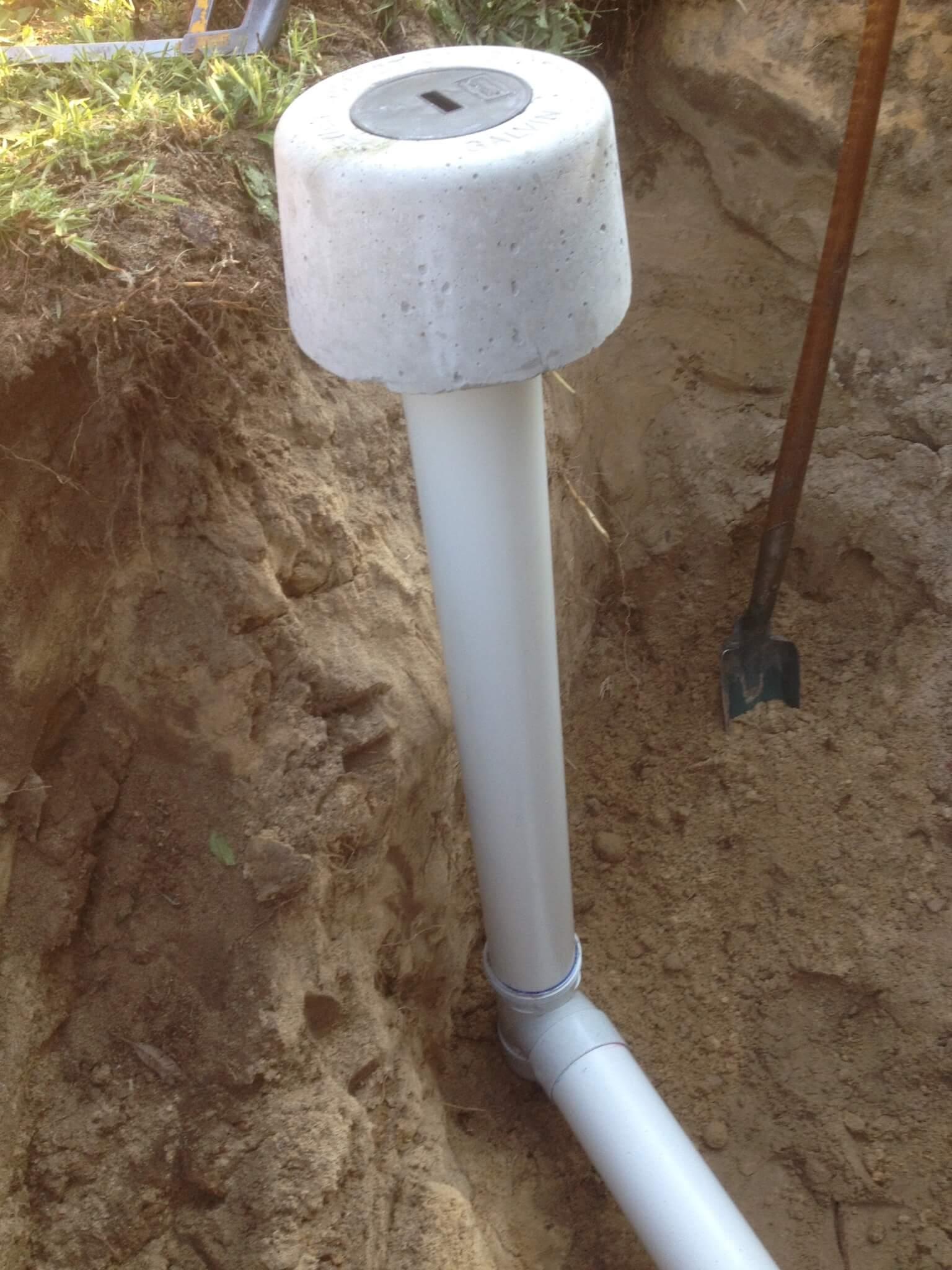 Everyday Plumbers Residential Blocked Drains Plumber - White Pump 2333