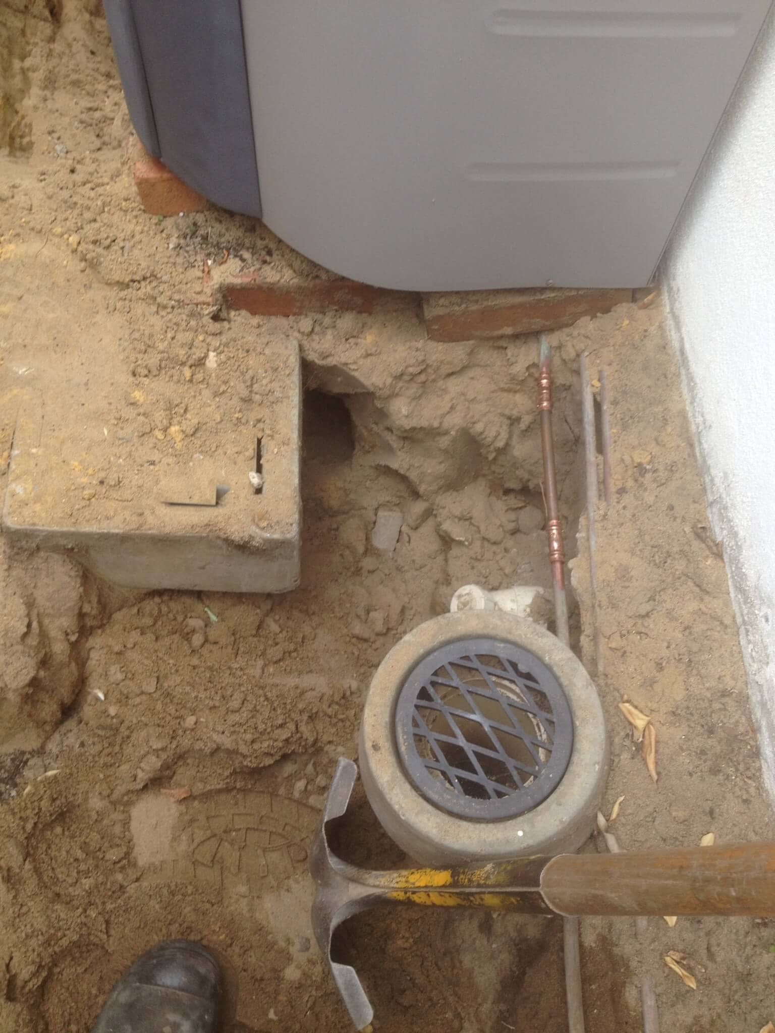 Everyday Plumbers Residential Bursts and Leak Detection Plumber - After Repair Work Images 2434-1