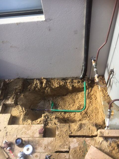 Everyday Plumbers Residential Bursts and Leak Detection Plumber - Locating Pipes in Ground 2577