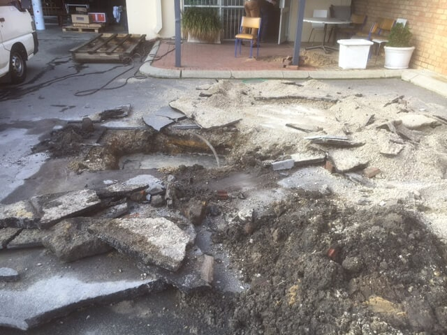 Everyday Plumbers Residential Septic Leach and Drain Repair - Leach Drain Preparation 1779