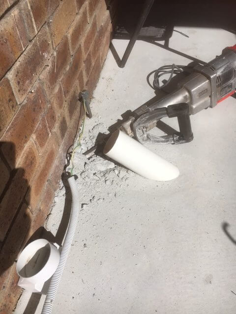 Everyday Plumbers Residential Storm Water Management - Gutter Drainage Installation 2013-1