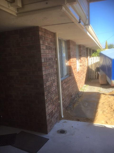 Everyday Plumbers Residential Storm Water Management - Gutter Drainage Installation Side 2023-1