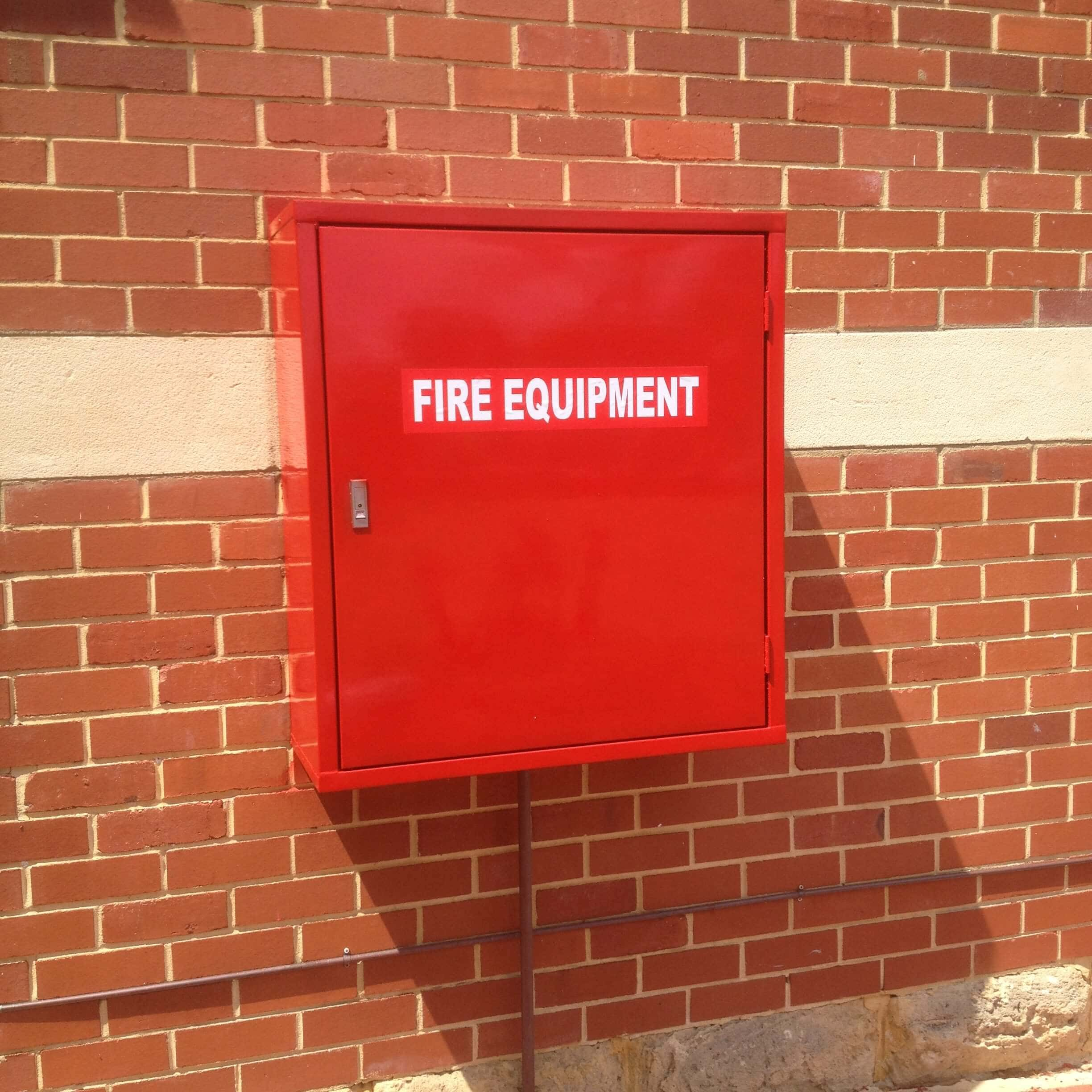 Everyday Plumbers Residential and Commercial Fire Equipment Repairs Replacement and Testing - Firebox 1260